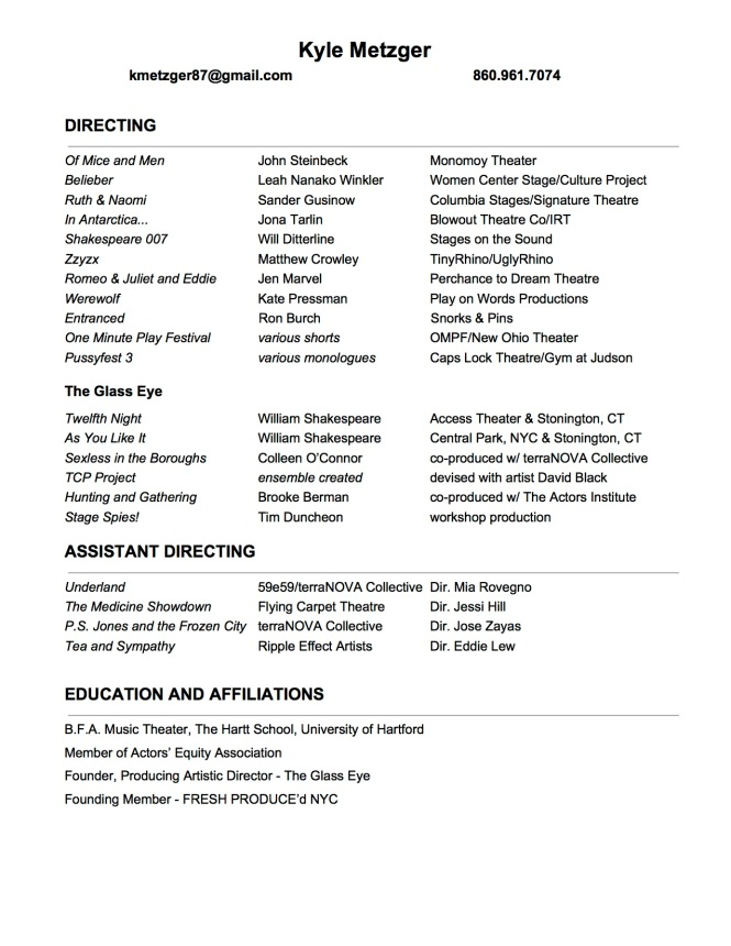 KyleMetzgerDirectingResume2016 (1)